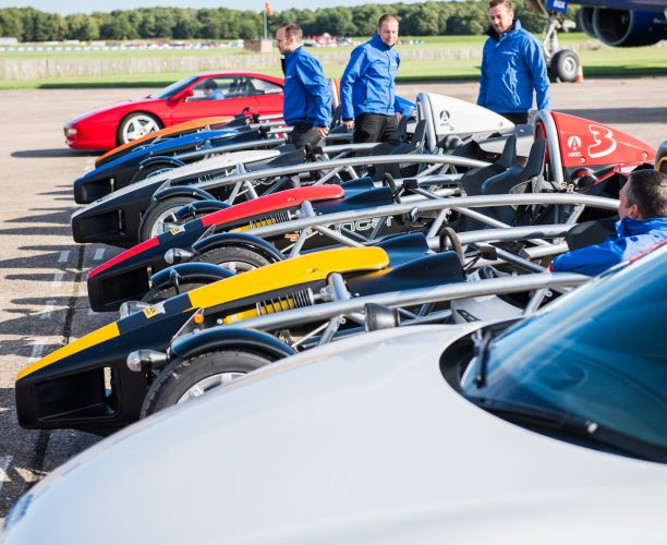 Supercars at Big Rail Diversity Challenge 2016