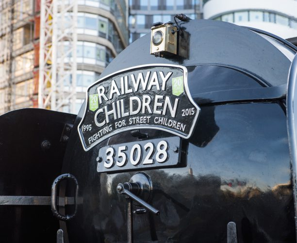 Railway Children Steam Special, organised by Nimble Media