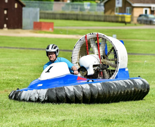 Hovercrafts at Big Rail Diversity Challenge 2017