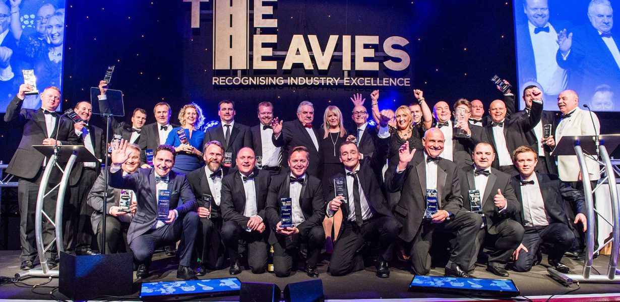 The Heavies 2016 Winners