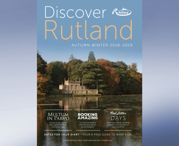 Discover Rutland Visitor Guide Autumn Winter 2018